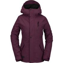 Buy Ashlar Ins Jacket Vibrant Purple