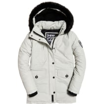 Achat Ashley Everest Parka W Glacier Grey