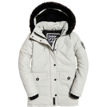 Compra Ashley Everest Parka W Glacier Grey