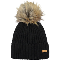 Buy Augusti Beanie W Black