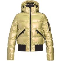 Acquisto Aura Jacket No Fur W Gold