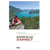 Achat Autour du lac d'Annecy les plus belles randonnées