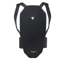 Kauf Auxagon Back Protector 1 Stretch-Limo/Black