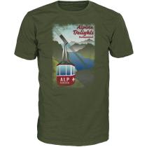 Achat Bähnler Toni T Shirt Cypress