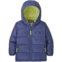 Acquisto Baby Hi-Loft Down Sweater Hoody Current Blue