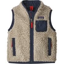 Buy Baby Retro-X Vest Natural w/New Navy