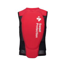 Acquisto Back Protector Vest JR Rubus Red
