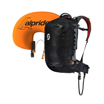 Kauf Backcountry Guide AP 30 Kit Black/Burnt Orange