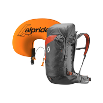 Acquisto Backcountry Guide AP 40 Kit Black/Burnt orange