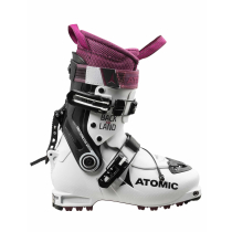 Achat Backland W White/Purple/Black