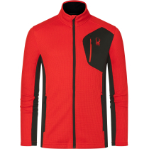 Kauf Bandit Full Zip Fleece Jacket Volcano