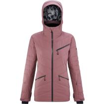 Buy Baqueira II Jacket W Rose Brown