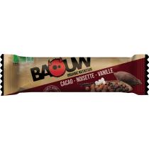 Achat Barre bio 25g Baouw Cacao-Noisette-Vanille