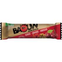 Buy Barre bio 25g Baouw Cerise-Amande-Hibiscus