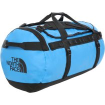 Compra Base Camp Duffel L Clear Lake Blue/Tnf Black