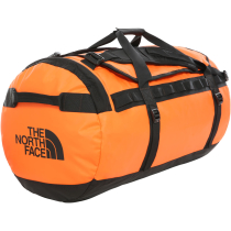 Compra Base Camp Duffel L Persian Orange/Tnf Black