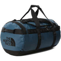 Buy Base Camp Duffel M Monterey Blue/Tnf Black