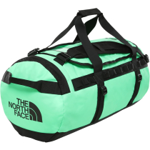 Buy Base Camp Duffel M Chlorophyll Green/Tnf Black