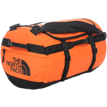 Compra Base Camp Duffel S Persian Orange/Tnf Black