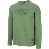 Achat Basement Flock Cre M Army Green
