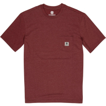 Acquisto Basic Pocket Label SS Port Heather