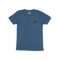 Acquisto Baybass S/S Tee Harbor Blue