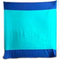 Achat Beach Blanket Bleu Roi / Bleu Ciel
