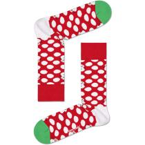 Acquisto Big Dot Snowman Sock Crew Red