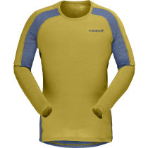 Buy Bitihorn Wool Shirt M's Golden Palm