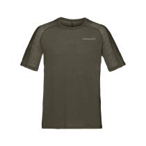 Achat Bitihorn Wool T-Shirt M Olive Night