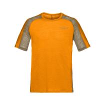Achat Bitihorn Wool T-Shirt M Orange Crush