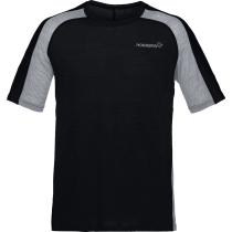 Achat Bitihorn Wool T-Shirt M's Caviar