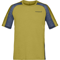 Achat Bitihorn Wool T-Shirt M's Golden Palm