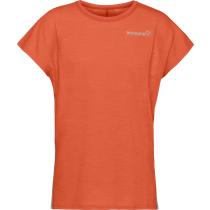 Acquisto Bitihorn Wool T-Shirt W's Pureed Pumpkin