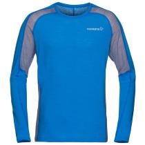 Bitihorn Wool Shirt (M) Hot Sapphire