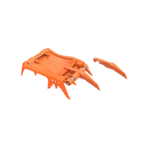 Buy DART crampon front sections