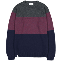 Achat Block Knit Wine