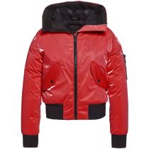Acquisto Bomba Jacket No Fur W Ruby Red