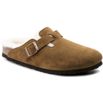 Compra Boston Shearling Suede Leather Mink