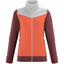 Achat Boven Fleece W Coral Chrome/Rose Brown