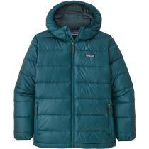 Acquisto Boys' Hi-Loft Down Sweater Hoody Dark Borealis Green