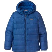 Buy Boys' Hi-Loft Down Sweater Hoody Superior Blue