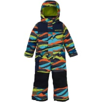 Kauf Boys Ms Striker One piece Summit Stripe
