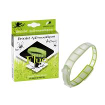Achat Bracelet anti insectes phosphorescents Vert
