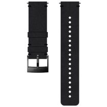 Kauf Bracelet Leather 24 mm Urban Strap Black