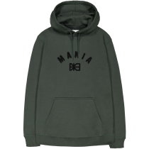 Compra Brand Hooded Sweatshirt Dark Green