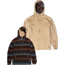 Achat Breakers II Reversible Jacket Khaki