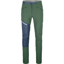 Buy Brenta Pants M Green Forest