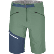 Buy Brenta Shorts M Green Forest