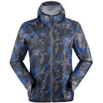 Buy Bright Light Jkt M Crest Black/Camo Print